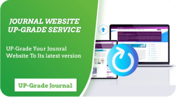 Journal Website Upgrade Service (OJS Upgrade)-